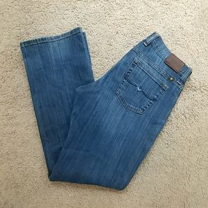 Lucky Brand Easy Rider Blue Jeans